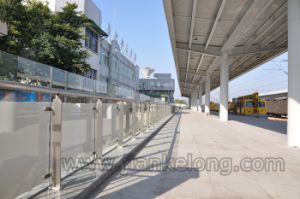 Railing System for Project Caseof Dongguan Railway Station