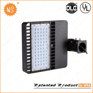 200W HID Replacement LED Shoebox Fixture pictures & photos