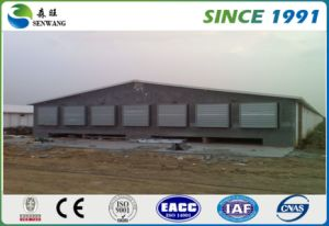 Professional Engineered Prefabricated Steel Structure Construction pictures & photos