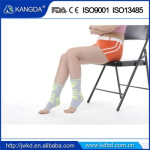 Shock Absorbing Ankle Support Protector Brace Sleeve Ce ISO FDA Manufacturer pictures & photos