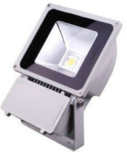 High Brightness LED Floodlight with 70W Power, 90-110lm/W pictures & photos