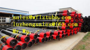 API 5CT Steel Pipe, Casing Pipe, Tubing Pipe P110 339.7mm 244.5mm pictures & photos