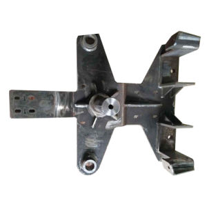 OEM Metal Steel Rail Train Parts with En 15085 pictures & photos