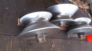 Forging St52 S355 Forged Alloy Steel Wheel pictures & photos