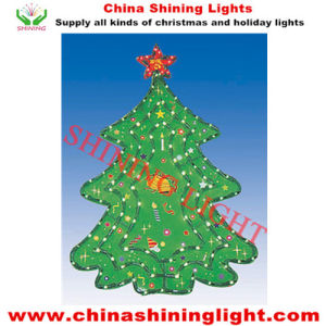 Christmas Tree Style LED Bulb or Rice Bulb Christmas Lights