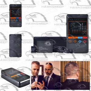 Bug / Tapping Wireless Signal Detector with Cellphone Key pictures & photos
