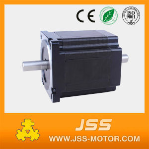NEMA 34 Dual Shaft Stepper Motor for CNC Engraving Machine pictures & photos