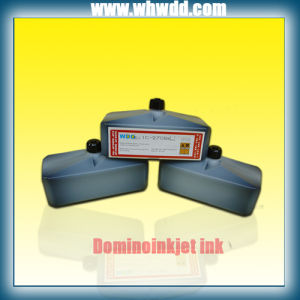 China Small Character Inkjet Printing Ink For Domino China Ink For