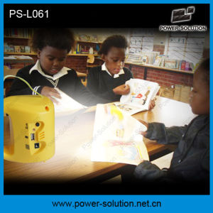 Indoor Solar Lighting Lamp for Rural Areas pictures & photos