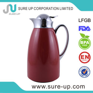 Office Colored Plastic Thermal Vacuum Flask Pot Jug (JGCD) pictures & photos