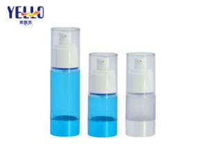 15ml 30ml Small Airless Lotion Cosmetic Bottles Empty Cream Bottle