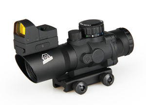 Tactical Hunting Military Gun Shooting Optical Thermal 4X32 Rifle Scope pictures & photos