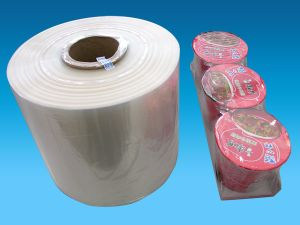 PVC Shrink Film/ PVC Heat Shrink Film/ Heat Shrink Film Roll (TX-018)