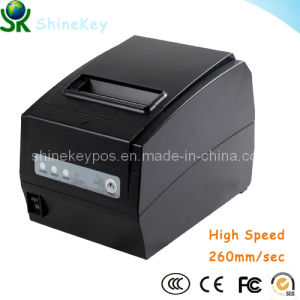3 Interfaces Simultaneous 80mm Thermal Printers (SK T260H) pictures & photos
