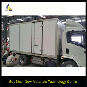 Aluminum Honeycomb Panel for Truck