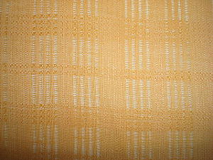 Ramie Jacquard Check Cloth Fashion Fabric pictures & photos