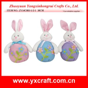 Easter Decoration (ZY14C883-1-2-3 30CM) Easter Bunny Gift Easter Promotional Items pictures & photos