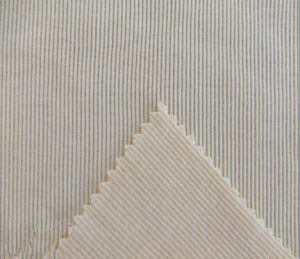 Good Quality Yarn Dyed Nitted Polyester Rib Fabric Design pictures & photos