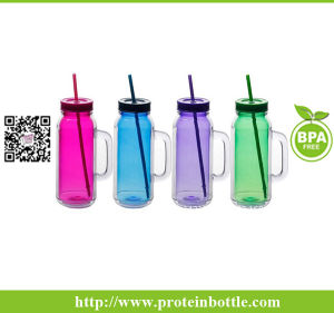 2016 Brand New 700ml Blender Shaker Bottle with Pill Boxes pictures & photos