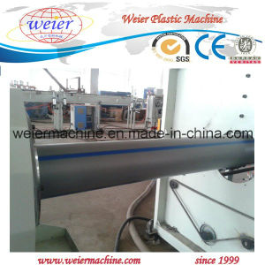 High Output of HDPE PP Water Gas Pipe Extrusion Machine pictures & photos