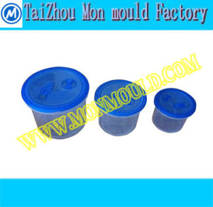 Plastic Candy Pail Mould; Candy Box Mould