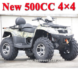 500cc Quad Bike 4X4 pictures & photos