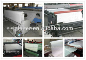 CO2 Fabric Laser Cutting Machine Jq1610 pictures & photos