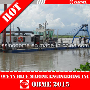 10 Inch Hydraulic Sand Dredger for River Dredging (CSD100)