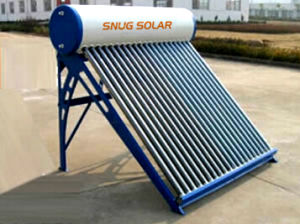 Compact Solar Hot Water Heater From 80L-350L pictures & photos
