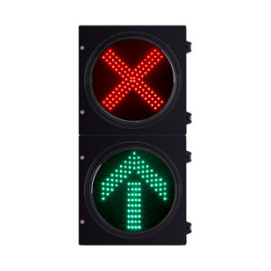 Red Yellow Green Arrow LED Signs Traffic