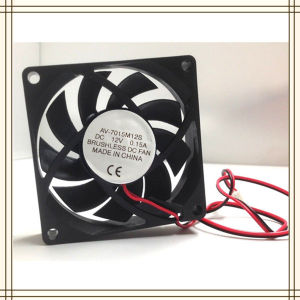 DC Brushless Fan 70*70*15mm Manufacture/Supplier From China