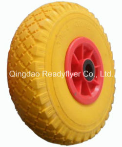 PU Foam Wheel for Wheelbarrow pictures & photos