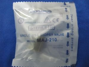 Olympus Maj-210 Semi-Disposable Biopsy Valve pictures & photos