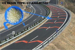 C5 Aliphatic Hydrocarbon Resin for Hot-Melt-Road-Marking Paint pictures & photos