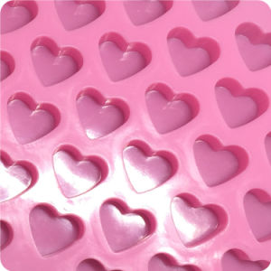 55 Silicone Heart Pop Cake Stick Mould, Chocolate Mould pictures & photos