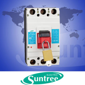 Moulded Case Circuit Breaker with lock (SM1-400) pictures & photos