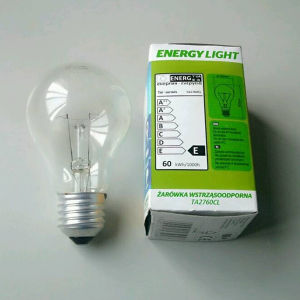 220-240V E27 Base Clear Incandescent Lamp pictures & photos