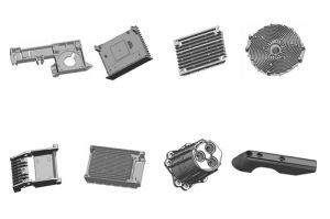 Kinds of Customize Aluminum Casting Parts