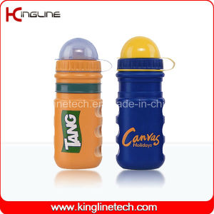 Plastic Sport Water Bottle, Plastic Sport Bottle, 520ml Sports Water Bottle (KL-6506) pictures & photos