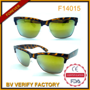 Tort Matte Frame New Trend Sun Glasses UV400 China pictures & photos