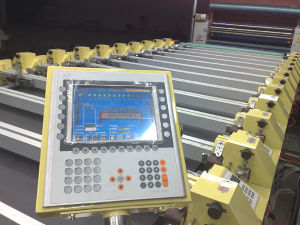 Rotary Screen Printing Machine With Long Distance Remote Control
