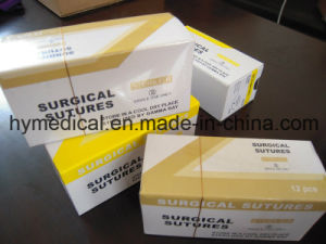 Medical Supply, Chromic Catgut Surgical Suture USP2#-5/0 pictures & photos