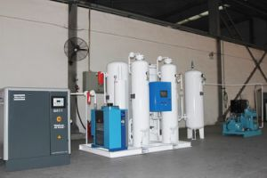 Oxygen Filling Machine
