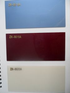 Acrylic Sheet MDF (ZHUV) pictures & photos