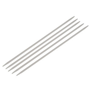 Aluminum Knitting Needles Double Points pictures & photos