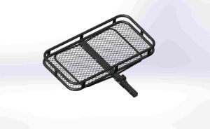 Basket Style Durable Hitch Mount Cargo Carrier 500lbs Capacity