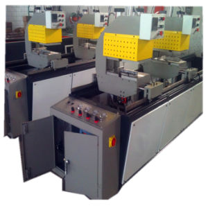 Window Profile Welding Processing Machine