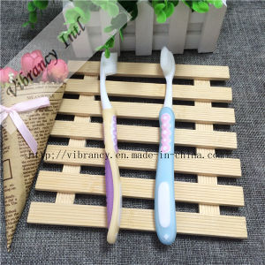5 Star High Quality Environmental Protection Nanometer Toothbrush for Hotel pictures & photos