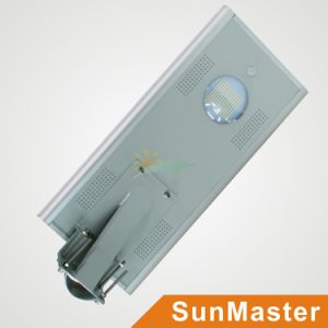 Outdoor All in One 15W Integrated LED Solar Street Light /Garden Light pictures & photos