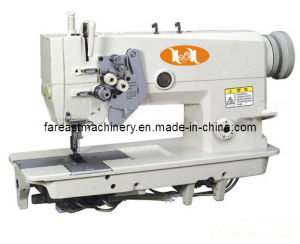 High-Speed Double-Needle Lockstitch Industrial Sewing Machine (OD875) pictures & photos